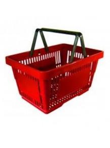 Корзина покупательская (пластик)