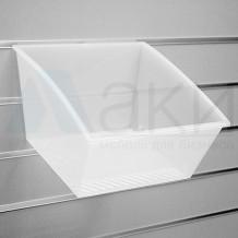 Пластиковые аксессуары (корзины, полки)