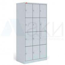 металлические ячейковые шкафы