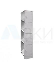 Шкаф гардеробный ШРМ – 14 – М